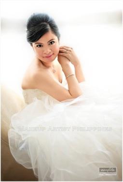 Airbrush Makeup Artist for Wedding
