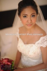 Bridal Hair & Makeup in Antipolo