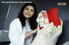 Bridal Hair & Makeup in Intramuros Manila