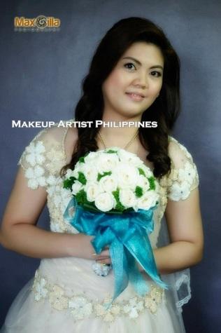 Bridal Hair & Makeup Manila
