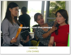 Makeup Artist Philippines with Lyn Ching