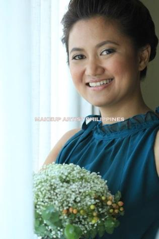 Hair & Makeup in Tagaytay