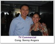 Makeup Artist Philippines with Cong. Angara