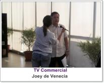 Makeup Artist Philippines- with Hon. Joey De Venecia