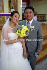 Wedding Makeup Artist in Batangas, Philippines