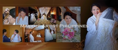 Wedding Makeup Artist in Pasig, Philippines