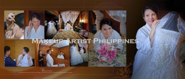 Wedding Makeup Artist in Pasig, Philippines