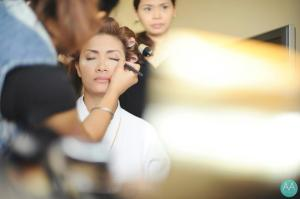 Bridal Hair & Makeup Manila