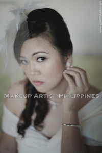 Bridal Makeup by Makeup Artist Philippines