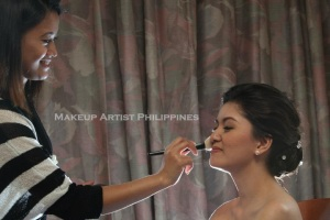 Bridal Hair & Makeup by Makeup Artist Philippines