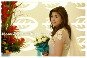 Wedding Photoshoot in The Bayleaf Hotel in Intramuros by Max Gilla