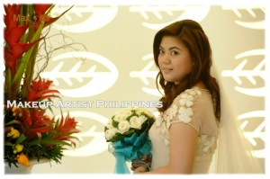 Wedding Photoshoot in The Bayleaf Hotel in Intramuros by Max Gilla