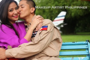 Makeup Artist Philipines in Villamor Airbase Museum