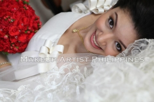Makeup Artist Philippines -Wedding in Ortigas