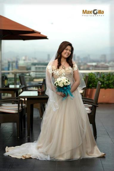 Wedding in The Bayleaf Hotel Intramuros Manila