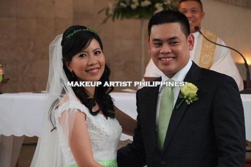 Bridal Hair & Makeup in Metro Manila