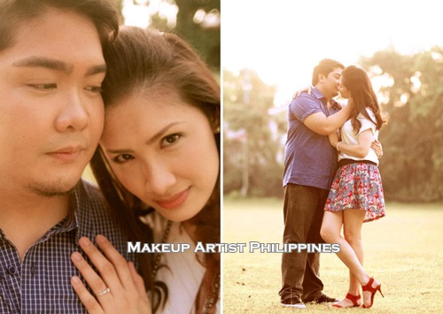 Makeup Artist for prenup or e-session