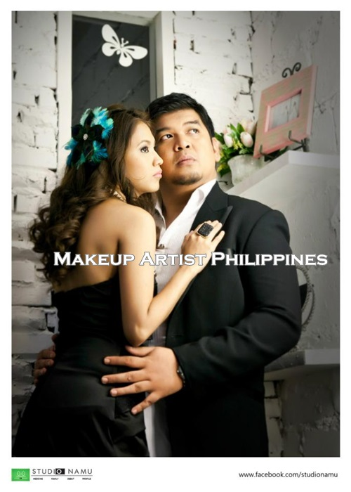 Makeup Artist Philippines for Prenup in Manila