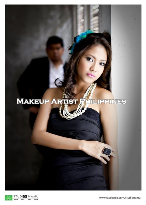 Makeup Artist Philippines in Studion Namu, Quezon City