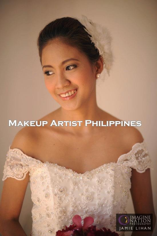 Makeup Artist Philippines Bridal hair & Makeup