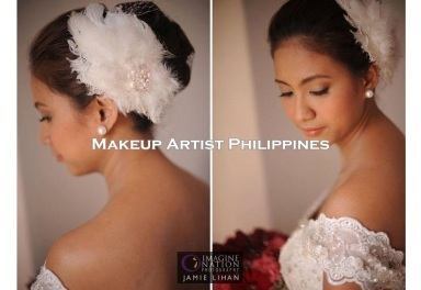 Wedding Makeup Artist in Antipolo