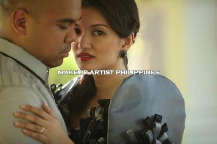 Wedding Makeup Artist in Manila