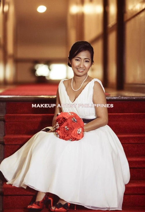 Affordable Wedding Makeup Artist in Manila