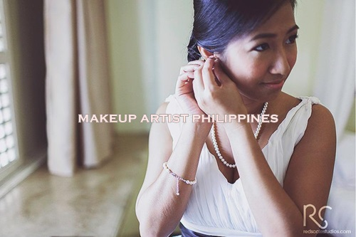 Makeup Artist Philippines for Filipina Brides