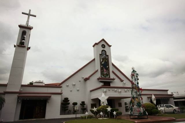 Wedding Our Lady of Beautiful Love, Merville Paranaque