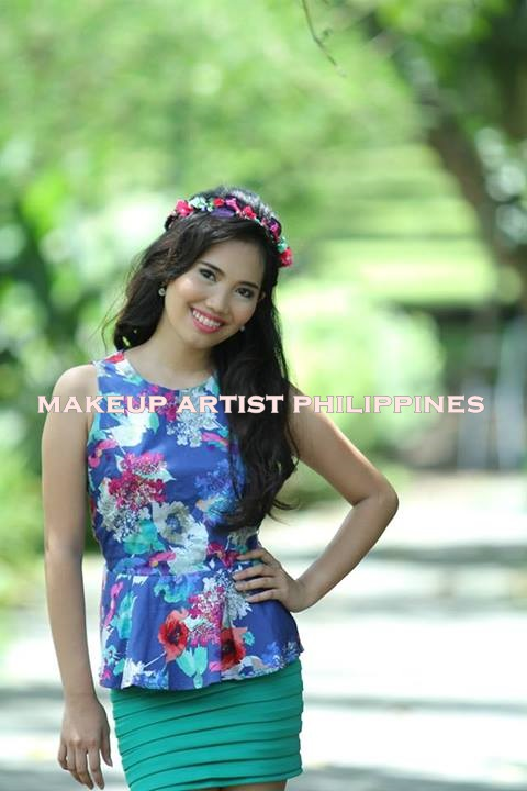Pre debut shoot Makeup Artist Philippines