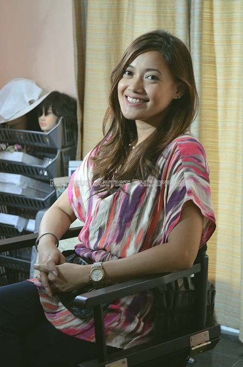 our very talendted Mikee Palmera - Professional Hair & Makeup Artist